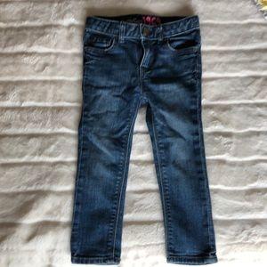 Toddler girls baby gap jeans
